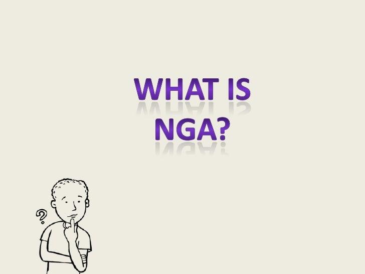 what is NGA?<br />
