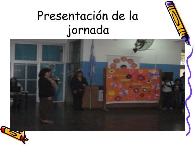 Jornada Familia-Escuela Slide 3