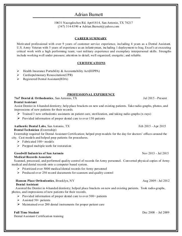 adrian burnett resume 2