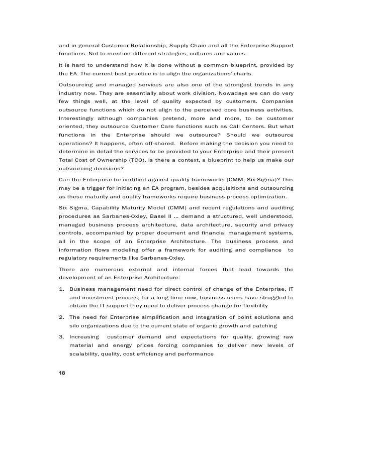 Book extracts an enterprise architecture development framework 20 malvernweather Gallery