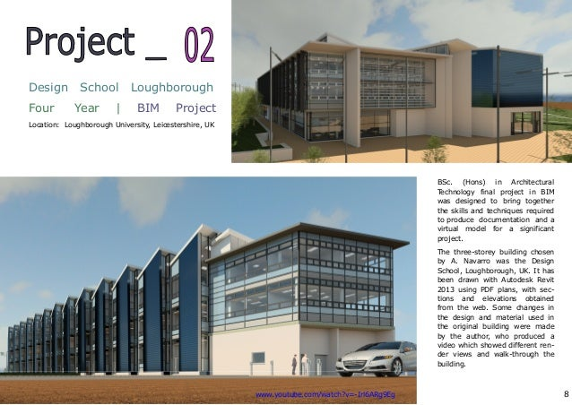 adrian navarro architectural technologist portfolio