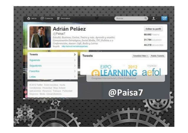 """""""Trabajo colaborativo, Inteligencia colectiva y Gestión de proyectos en Medios Digitales: Plataformas de Gestión e-learning"""" Slide 2"""