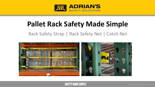 Adrian's Safety Solutions' Mission: We make the workplace safer by engineering affordable solutions that center on safety ...