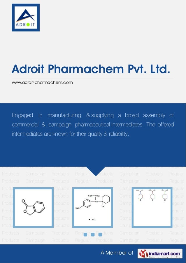 A Member ofAdroit Pharmachem Pvt. Ltd.www.adroit-pharmachem.comRegular Products Campaign Products Regular Products Campaig...