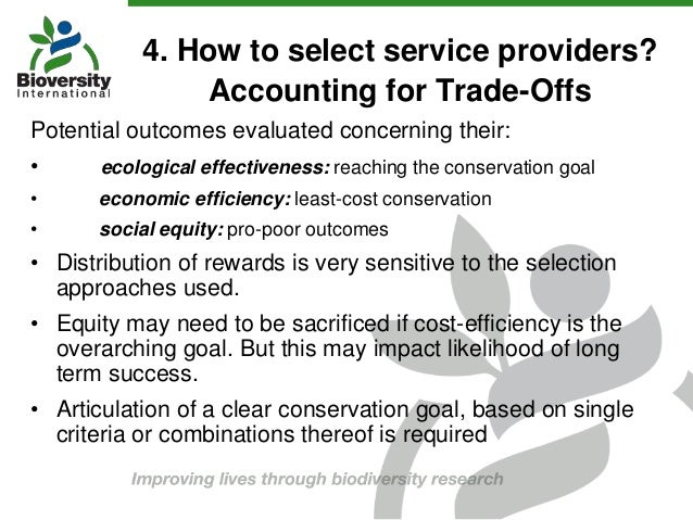 Payments for Agrobiodiversity Conservation Services