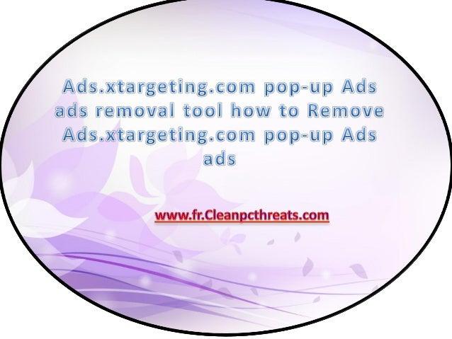 À propos de Deals Add-on  Ads.xtargeting.com pop-up Ads ads est classé comme un programme indésirable qui est développé pa...