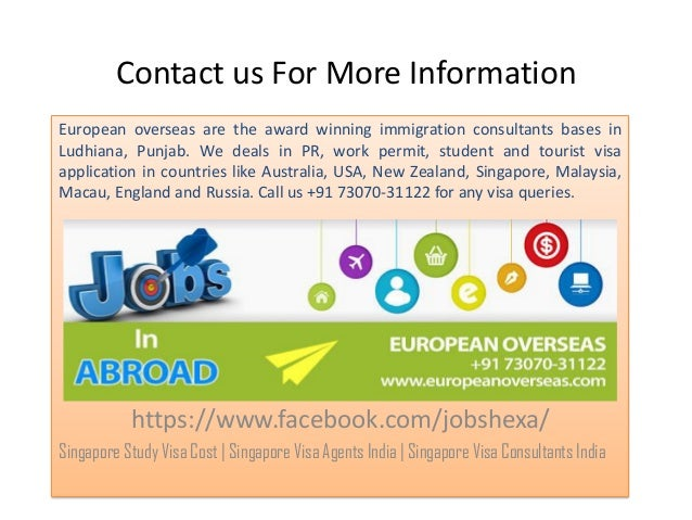 Study in Europe - Foreign Study and Visa Consultants