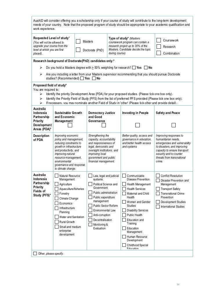 beasiswa s2 coursework