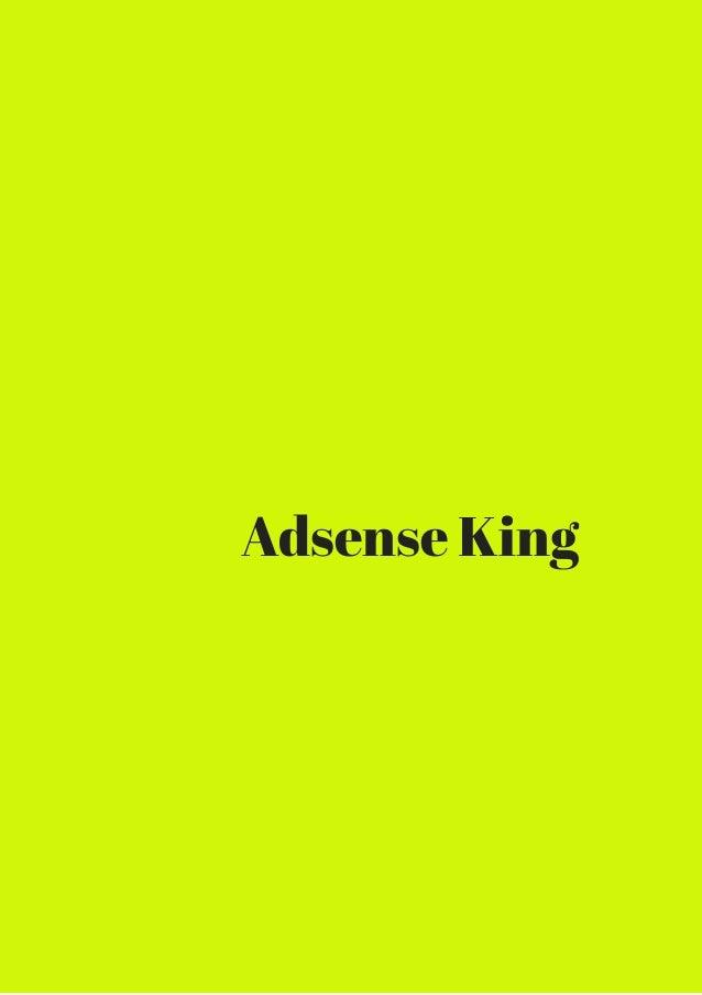 Adsense king kopia honest review