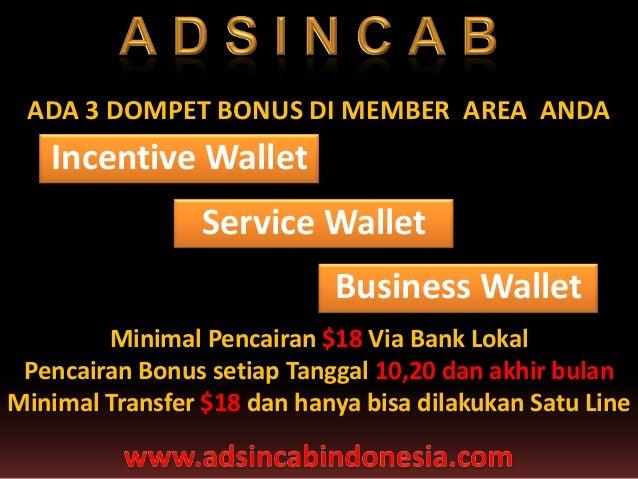 Incentive Wallet