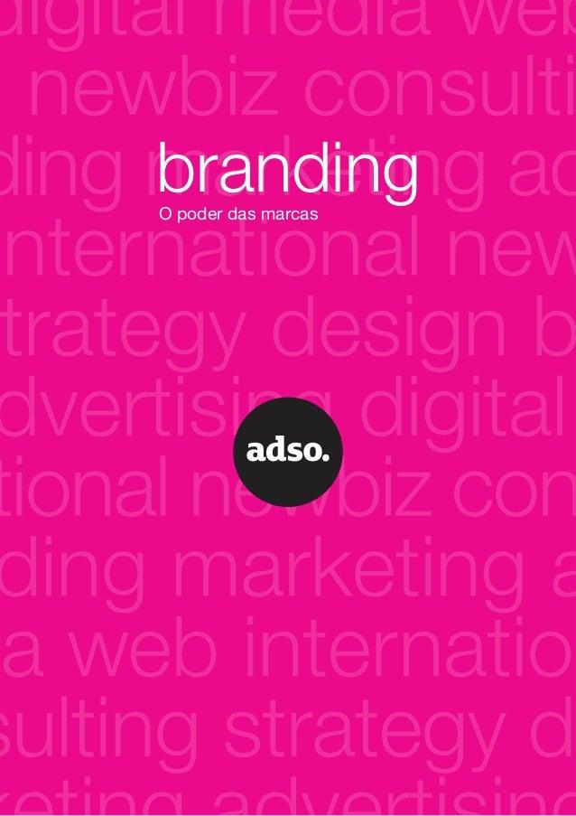 O poder das marcas branding