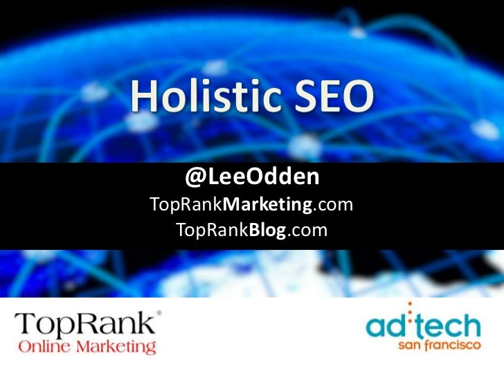 Social SEO & Content Marketing ad tech San Francisco