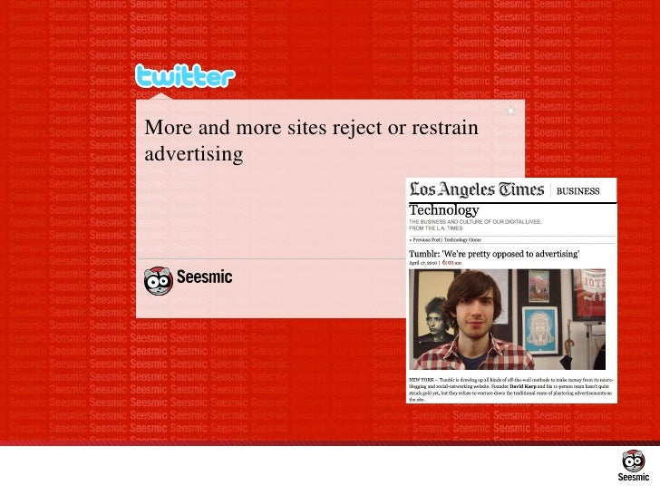 More and more sites reject or restrain advertising
