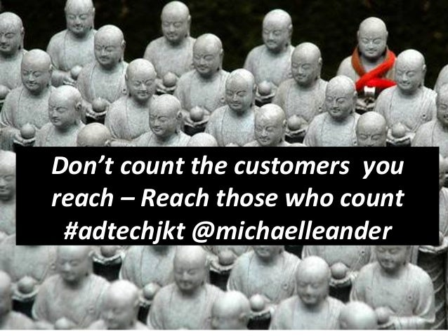 What  really  decides   consumers  to  buy  or  not  to   buy  is  the  content  of  your   ...