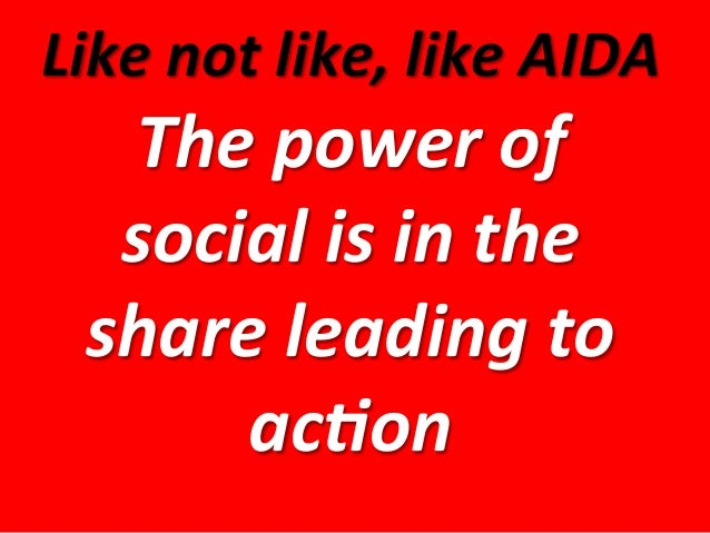 The  power  of  social  is  in  the  share   Page  likes   5.000   Organic   reach   845   Sha...