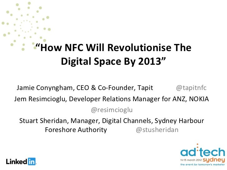 ad:tech Sydney 2012 Actionable Insights, Thurs 15, Track 2