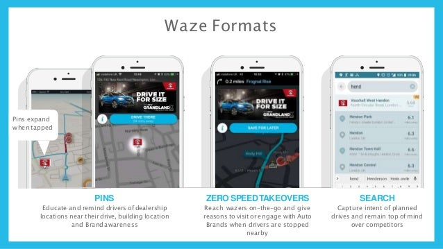 Drivers for Digital Growth: Waze, Finlay Clark