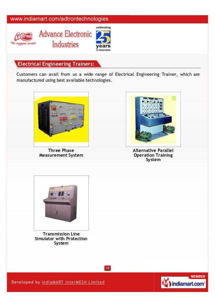 Advance Electronic Industries Mumbai Educational