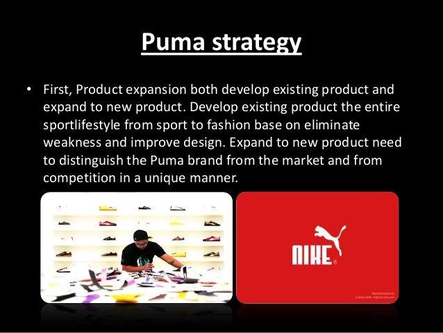 Marketing product puma