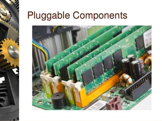 Pluggable Components