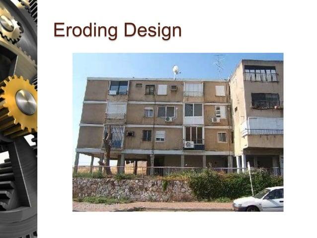 Eroding Design