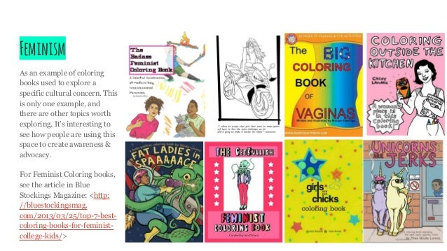 25 Feminism As An Example Of Coloring Books