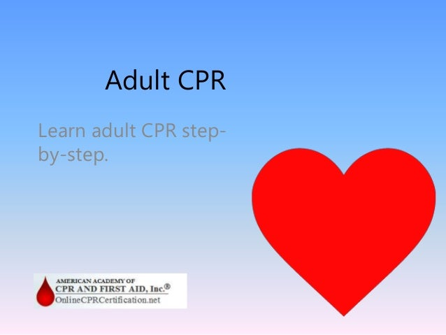 Why learn CPR? - YouTube