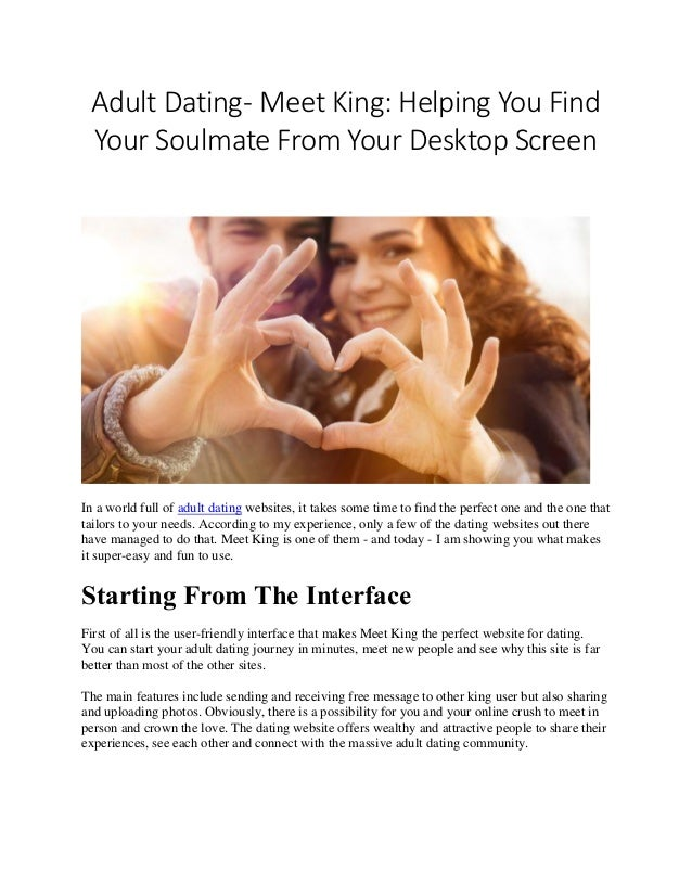 dating website-interface Kasteel aansluiting