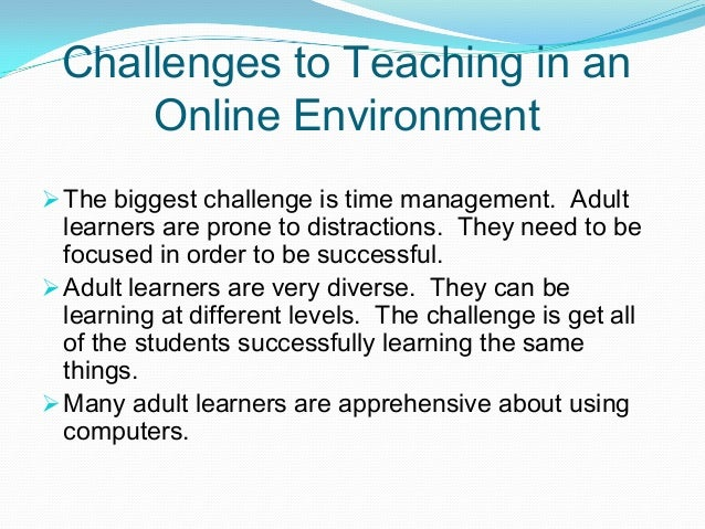 time management adult students