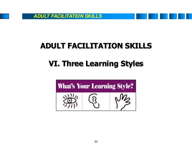 a facilitation of feminism adult learning