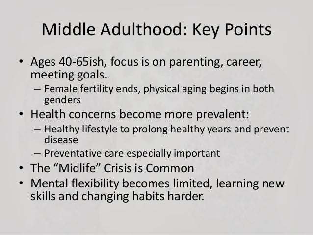 psychology of adulthood aging The book's focus on positive aging and the gains and losses people experience across adulthood adult development and aging psychology and aging.