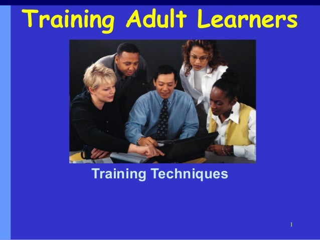 Serious? Adult learning technique confirm. happens