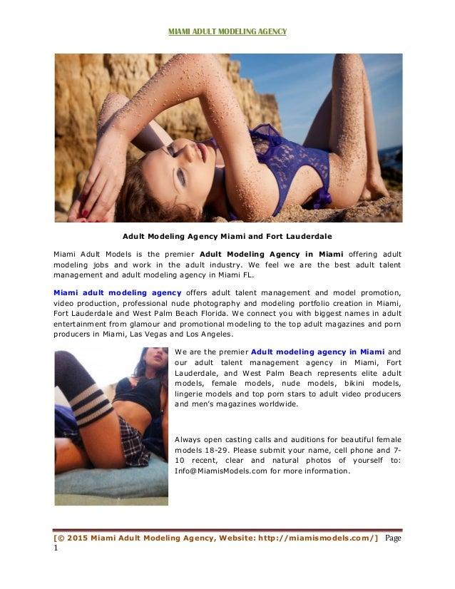 Adult model nude agency