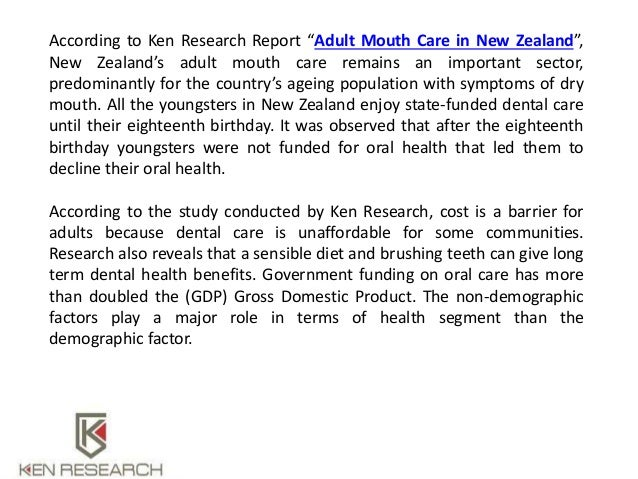 new Asian health of perception zealand oral
