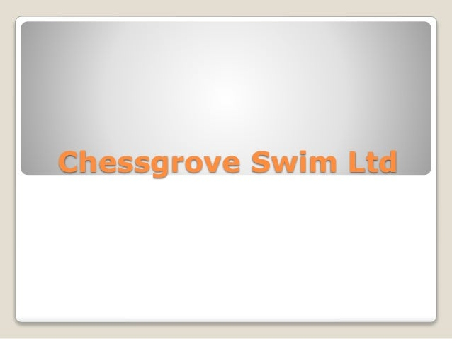 Chessgrove Swim Ltd