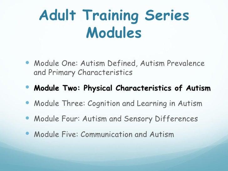 Treatment Goals for Autism