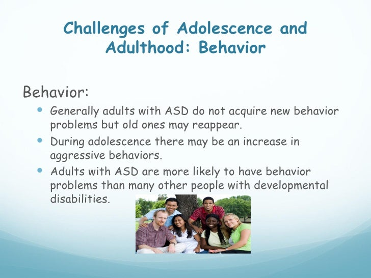 adolescence and adulthood Adolescent development by jennifer lansford duke university adolescence is a period that begins with puberty and ends with the transition to adulthood (approximately ages 10–20).