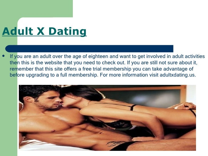 adult x dating
