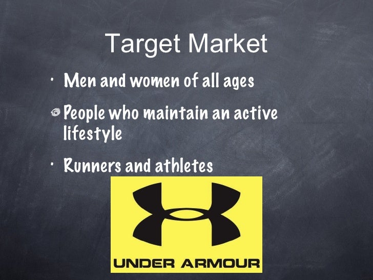 Under Armour Strategic Marketing Plan By Zoe Suffety