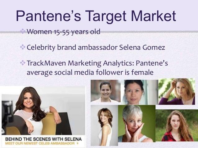 Pantene's Digital Strategy Presentation Slide 2