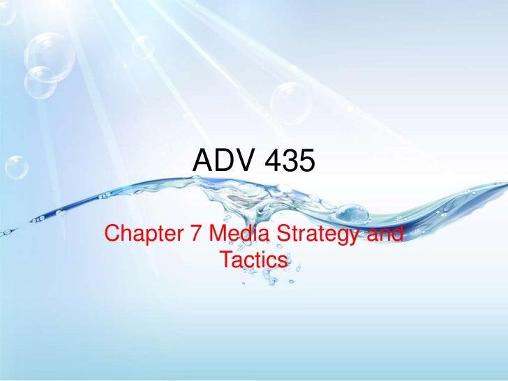 Adv 435 ch 7 media
