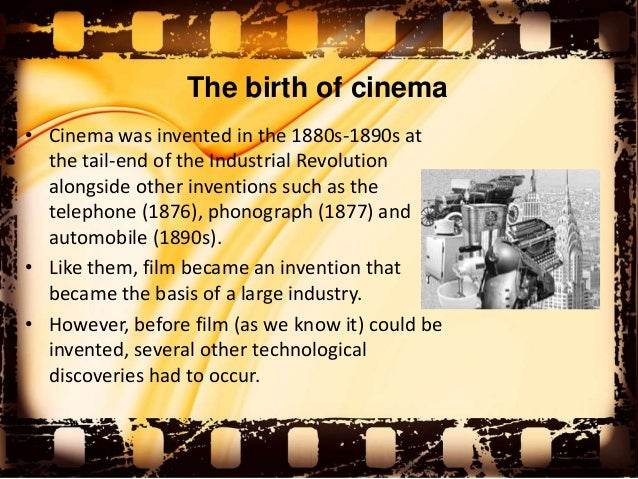 Who Invented The Automobile >> Adv4 m the invention and early years of cinema part i