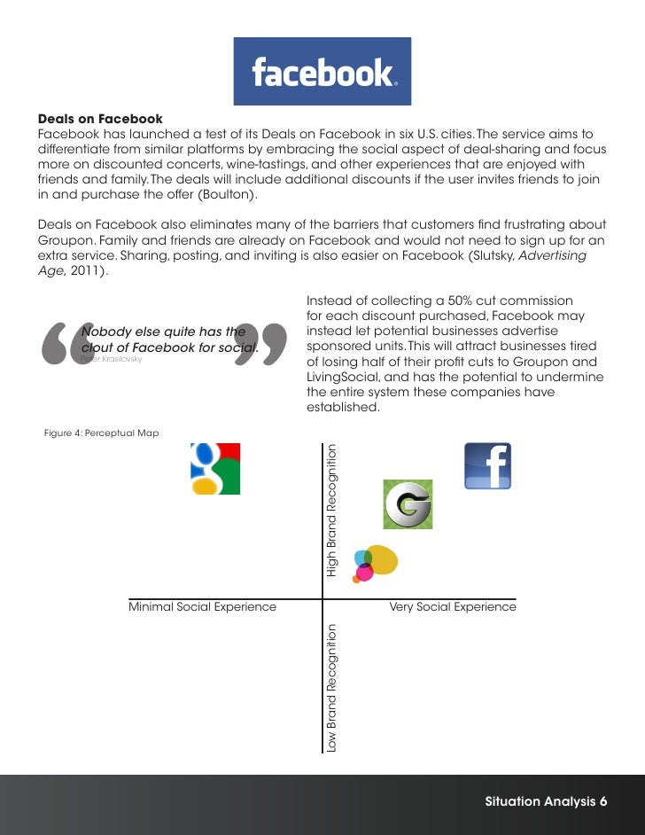 Groupon Media Plan
