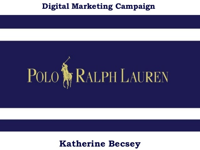 Katherine Becsey Digital Marketing Campaign