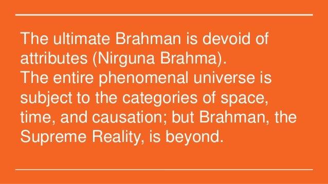 Advaita Vedanta and Science