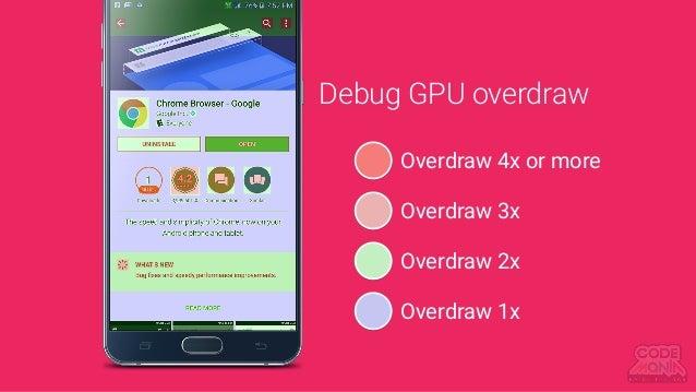 Advance Android Layout Walkthrough