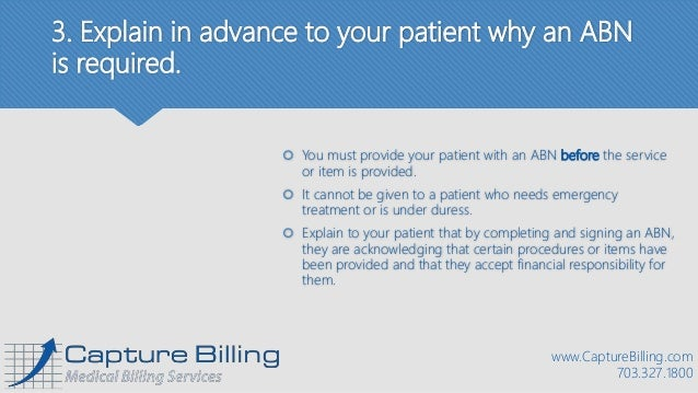 Advance Beneficiary Notice: 5 Tips for Reimbursement Success