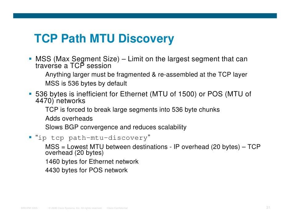 BGP Advance Technique by Steven & James