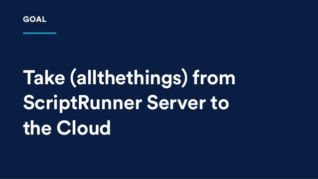 Bringing Server Add-ons to the Cloud and Back Again