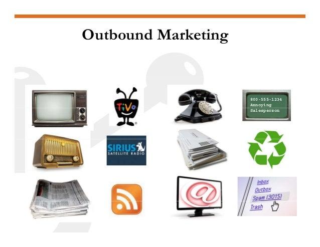 Outbound Marketing 800-555-1234 Annoying Salesperson
